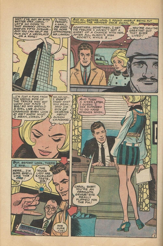 Read online Secret Hearts comic -  Issue #144 - 24