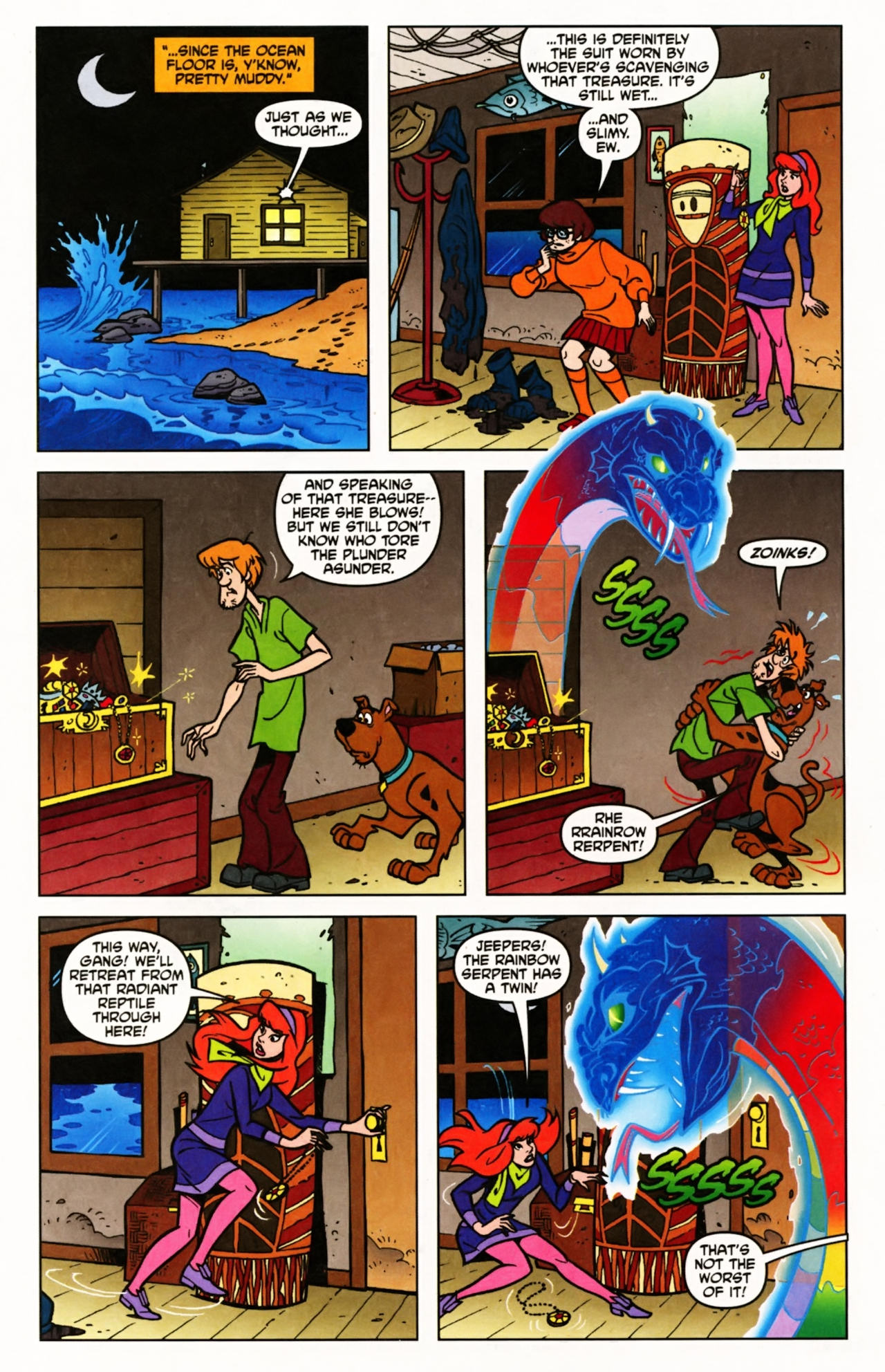 Read online Scooby-Doo (1997) comic -  Issue #147 - 9