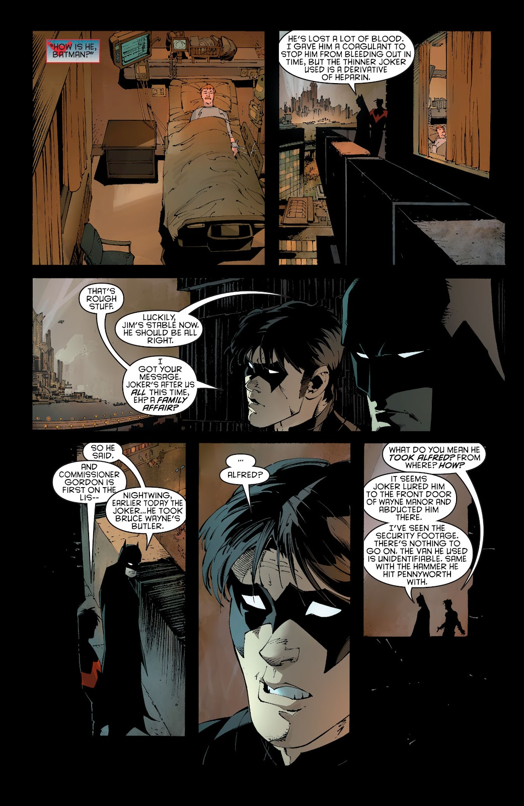 Batman (2011) Issue #14 #29 - English 13