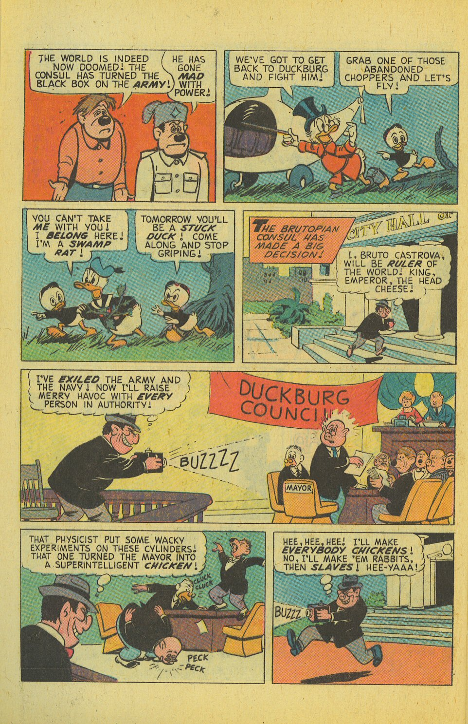 Uncle Scrooge (1953) Issue #123 #123 - English 28
