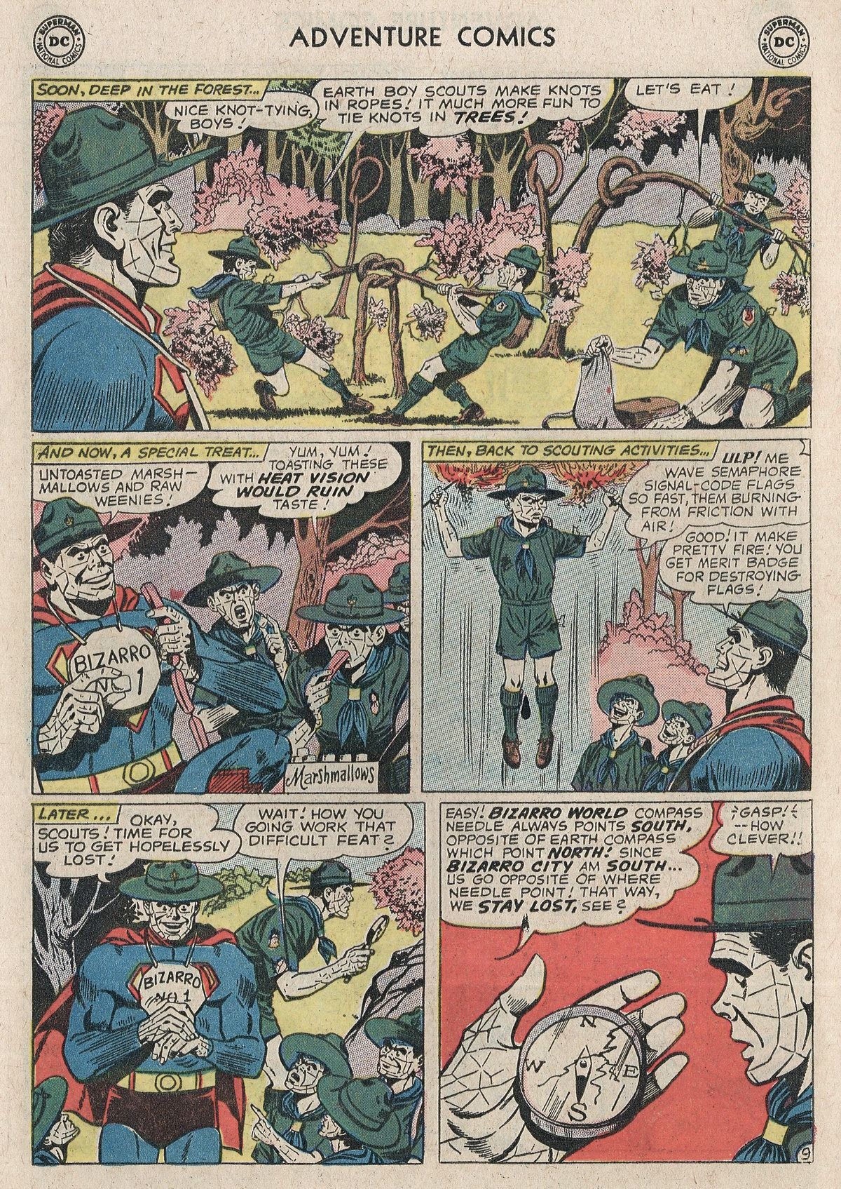 Read online Adventure Comics (1938) comic -  Issue #298 - 28