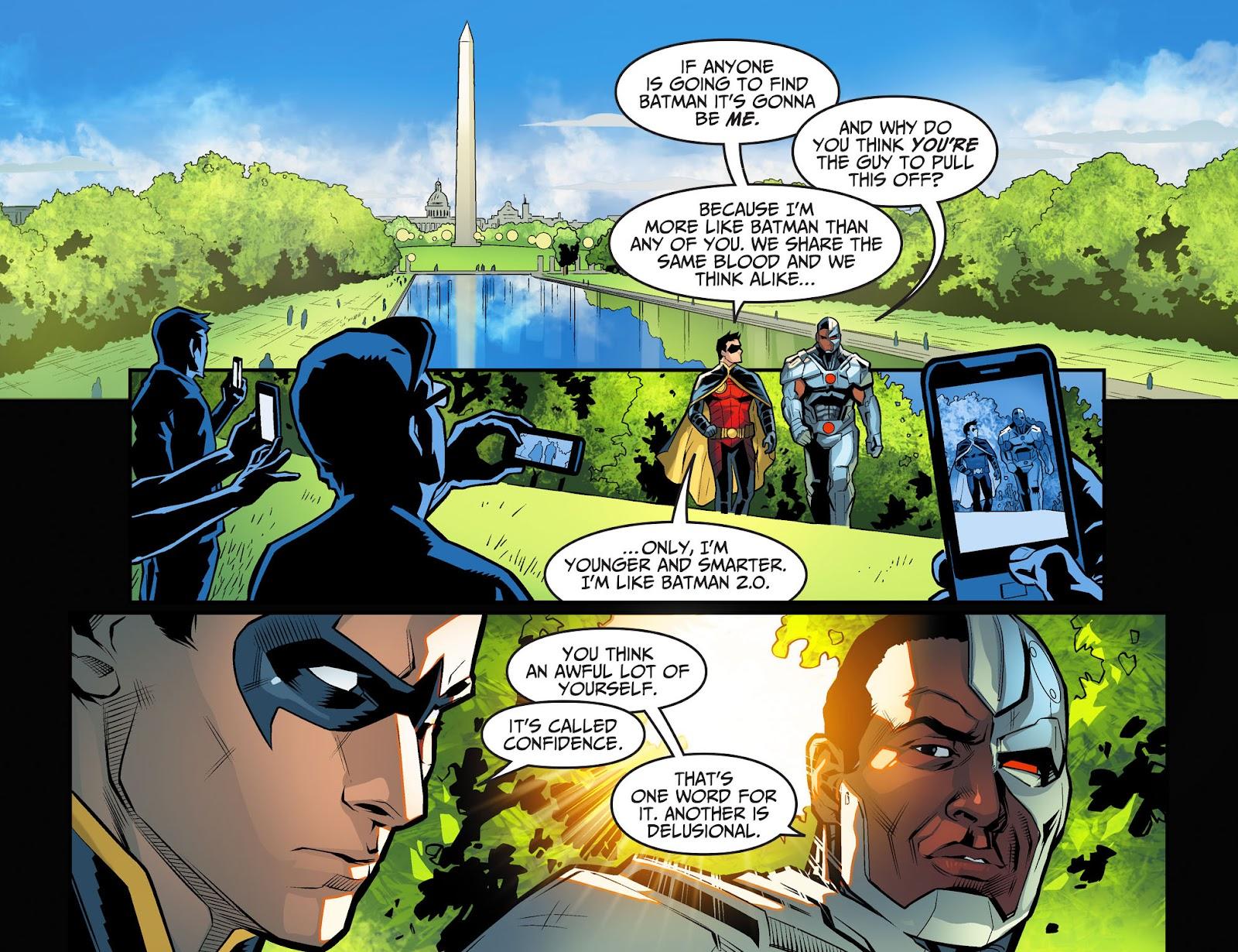 Injustice: Gods Among Us Year Four Issue #1 #2 - English 19