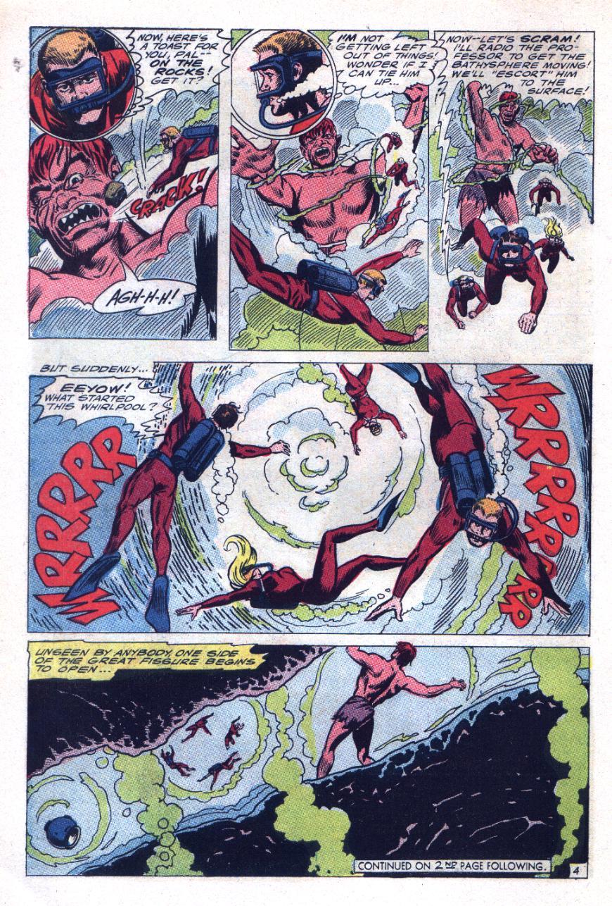 Read online Sea Devils comic -  Issue #29 - 7