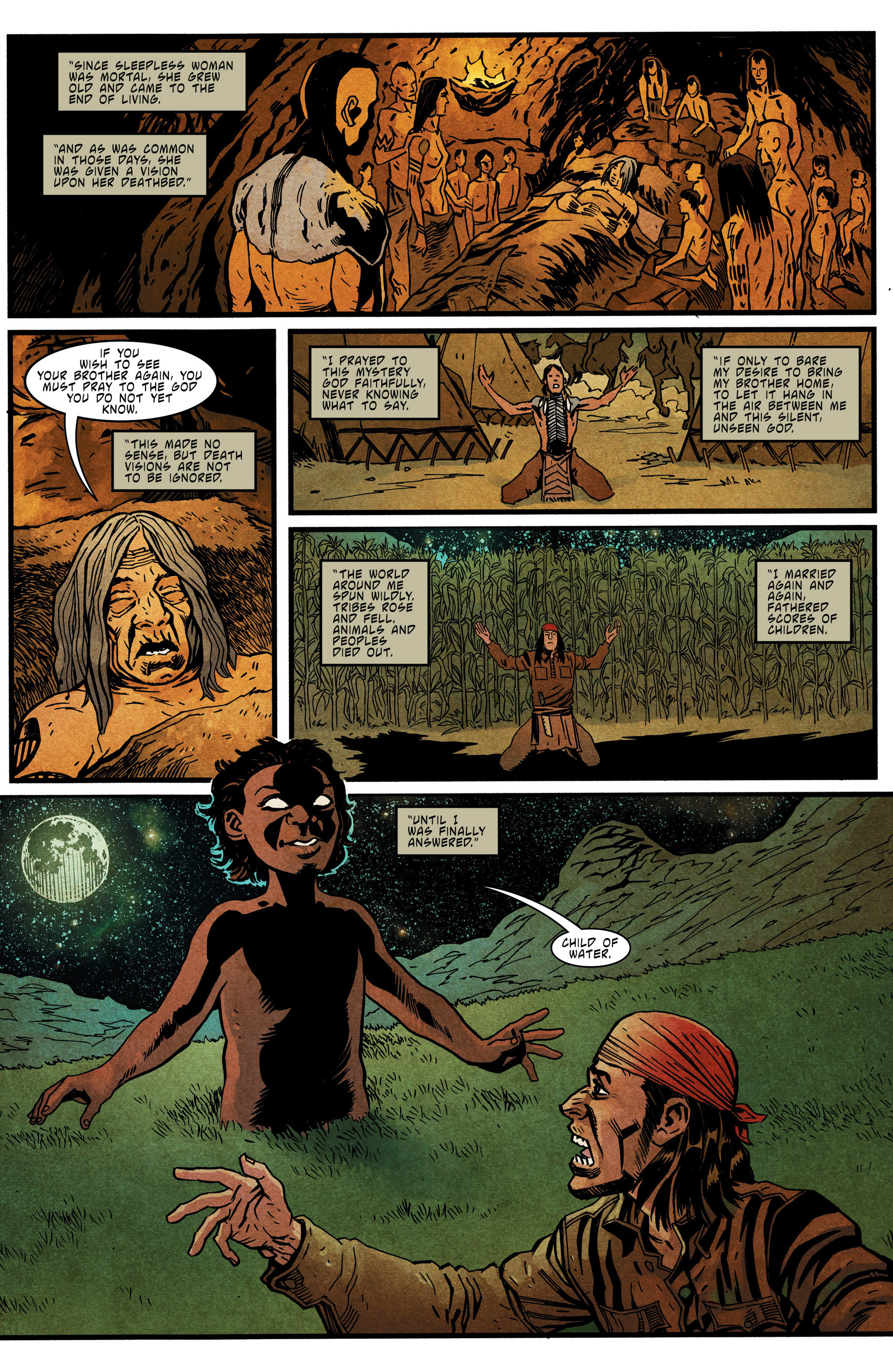 Read online Mythic comic -  Issue #6 - 20