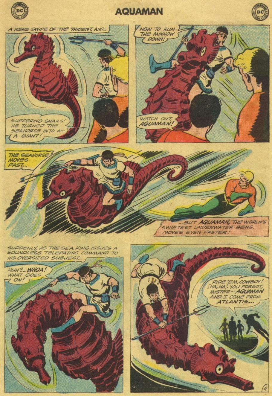 Aquaman (1962) Issue #17 #17 - English 6