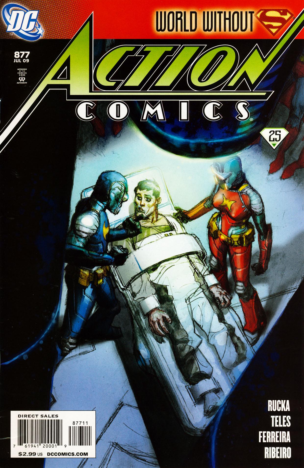Action Comics (1938) 877 Page 1