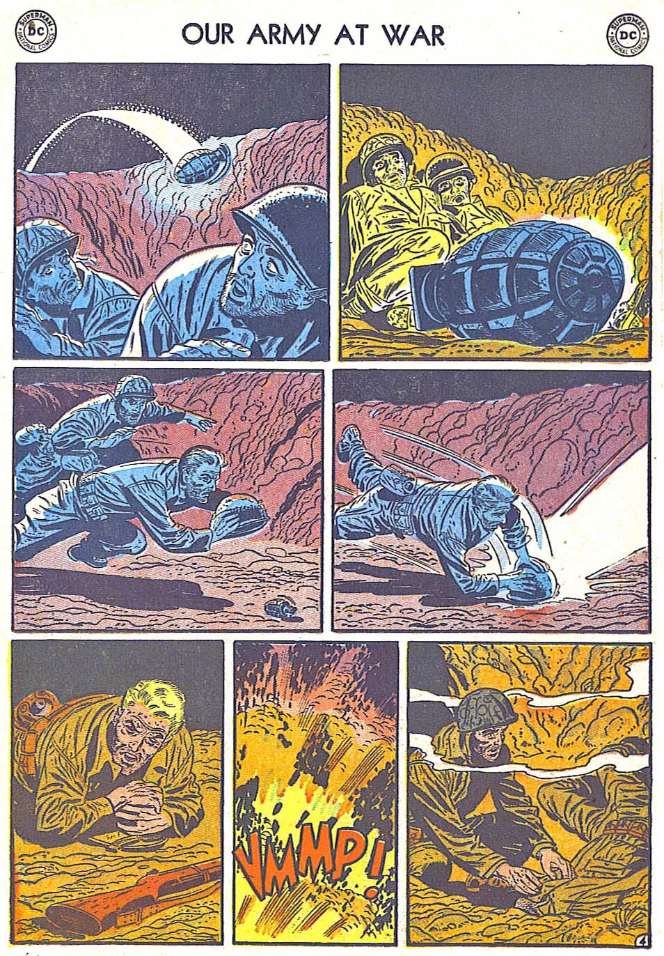 at War (1952) Issue #248 #301 - English 14