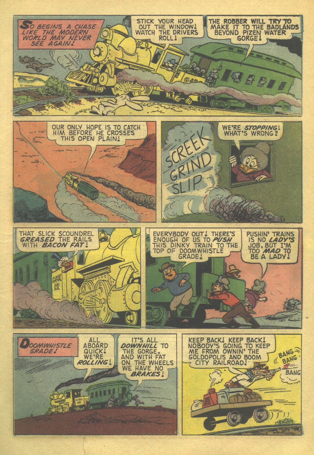 Uncle Scrooge (1953) Issue #56 #56 - English 23
