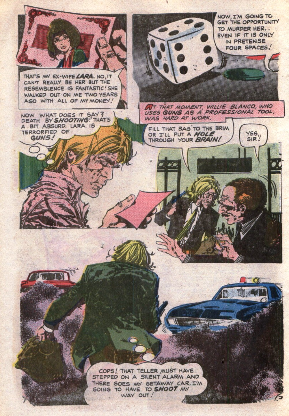 Read online Scary Tales comic -  Issue #14 - 26