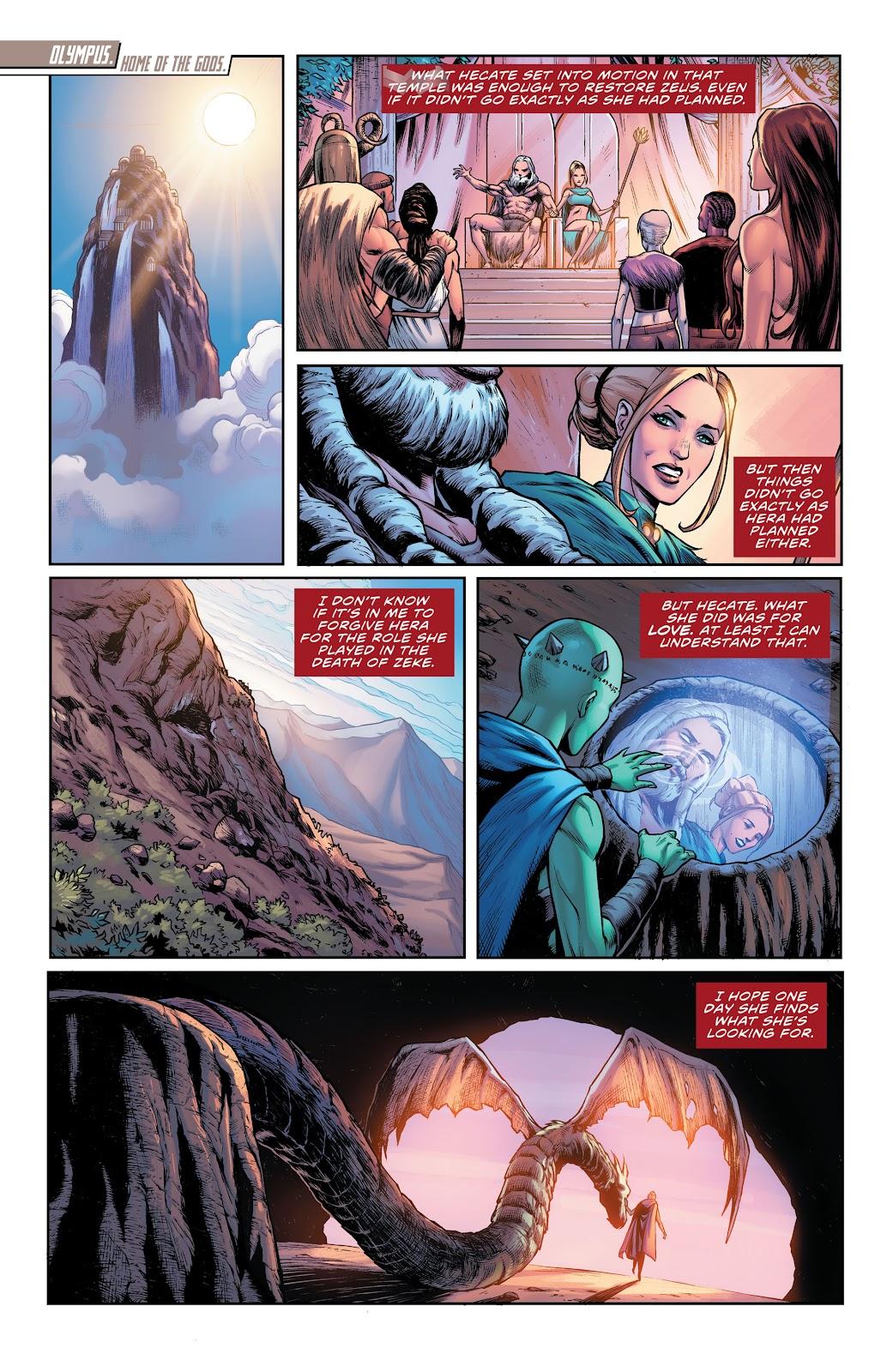 Wonder Woman (2011) Issue #52 #56 - English 24