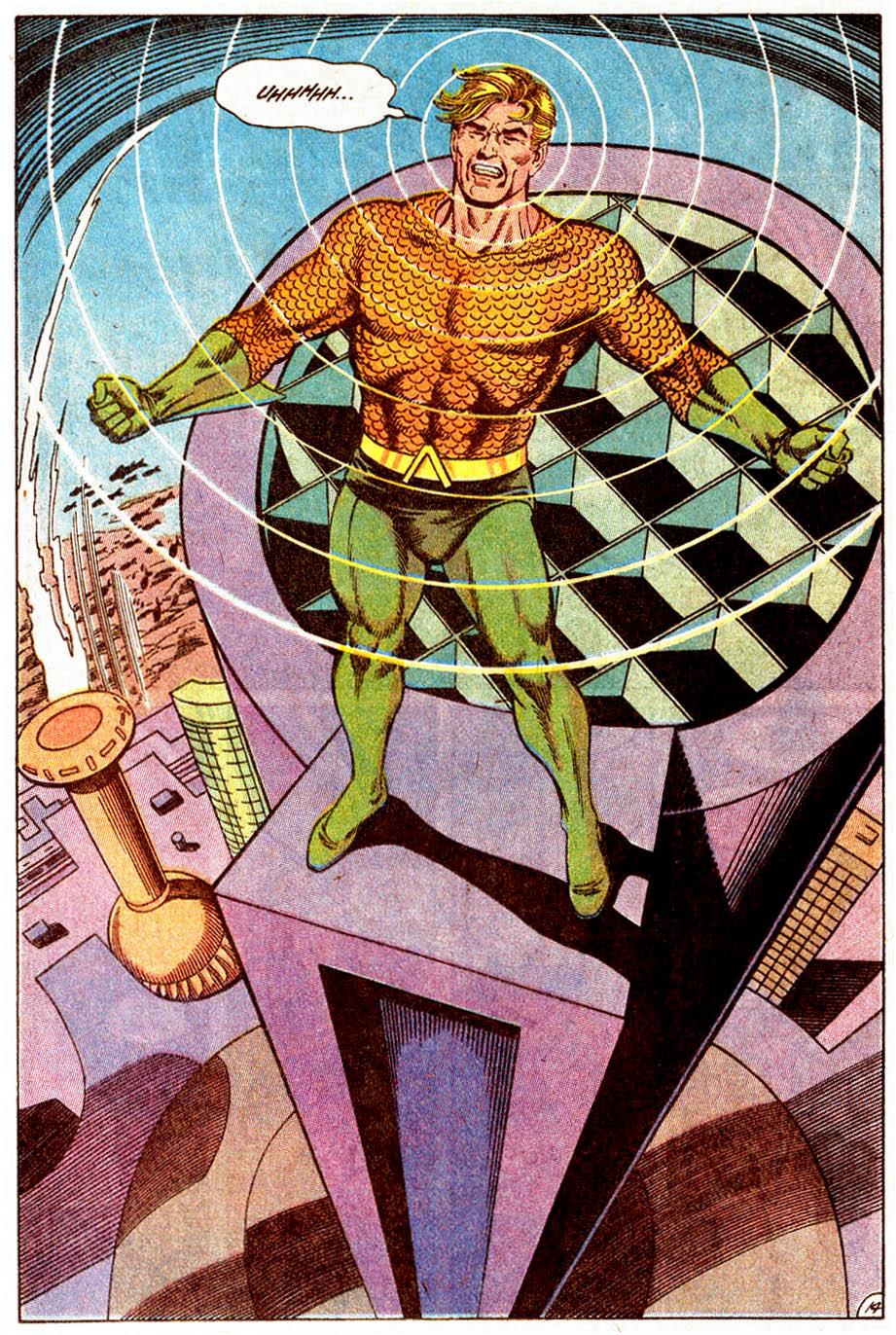 Aquaman (1989) Issue #5 #5 - English 15