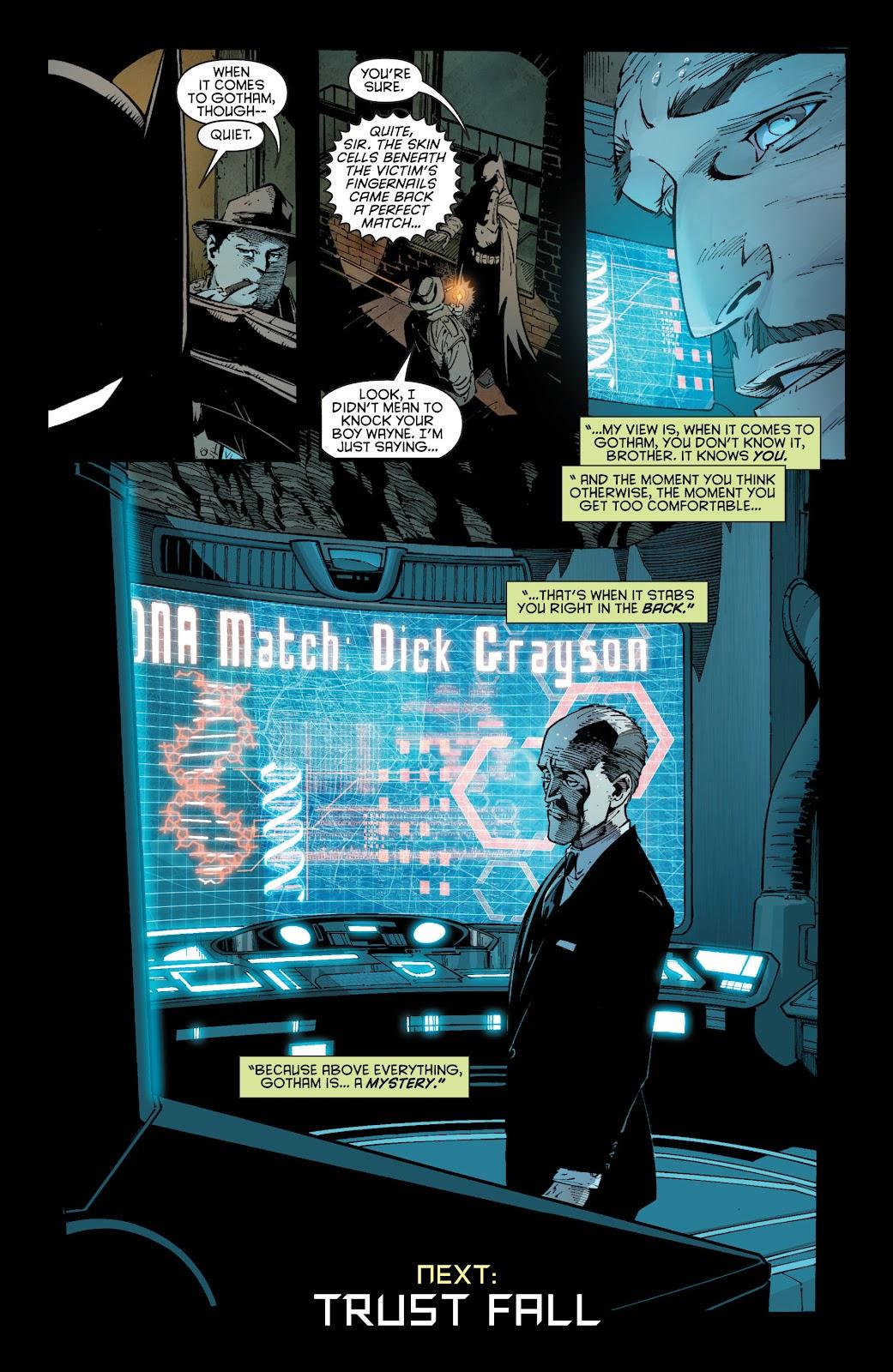 Batman (2011) Issue #1 #16 - English 23