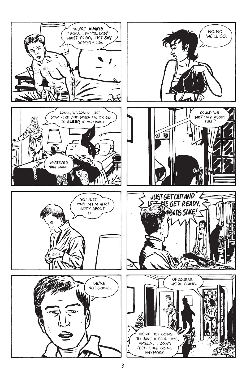 Stray Bullets Issue #19 #19 - English 5