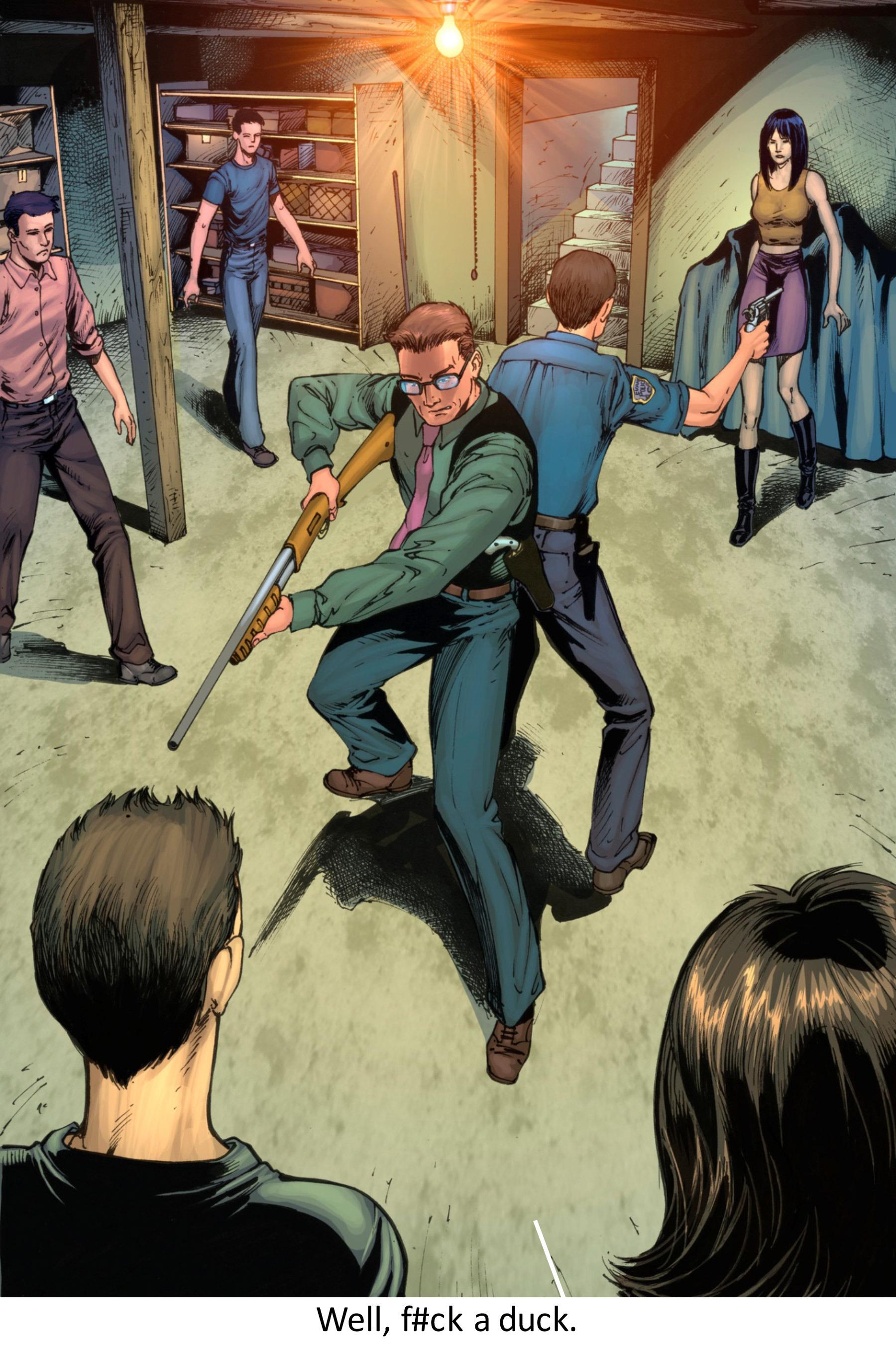 Read online Z-Men comic -  Issue #3 - 80