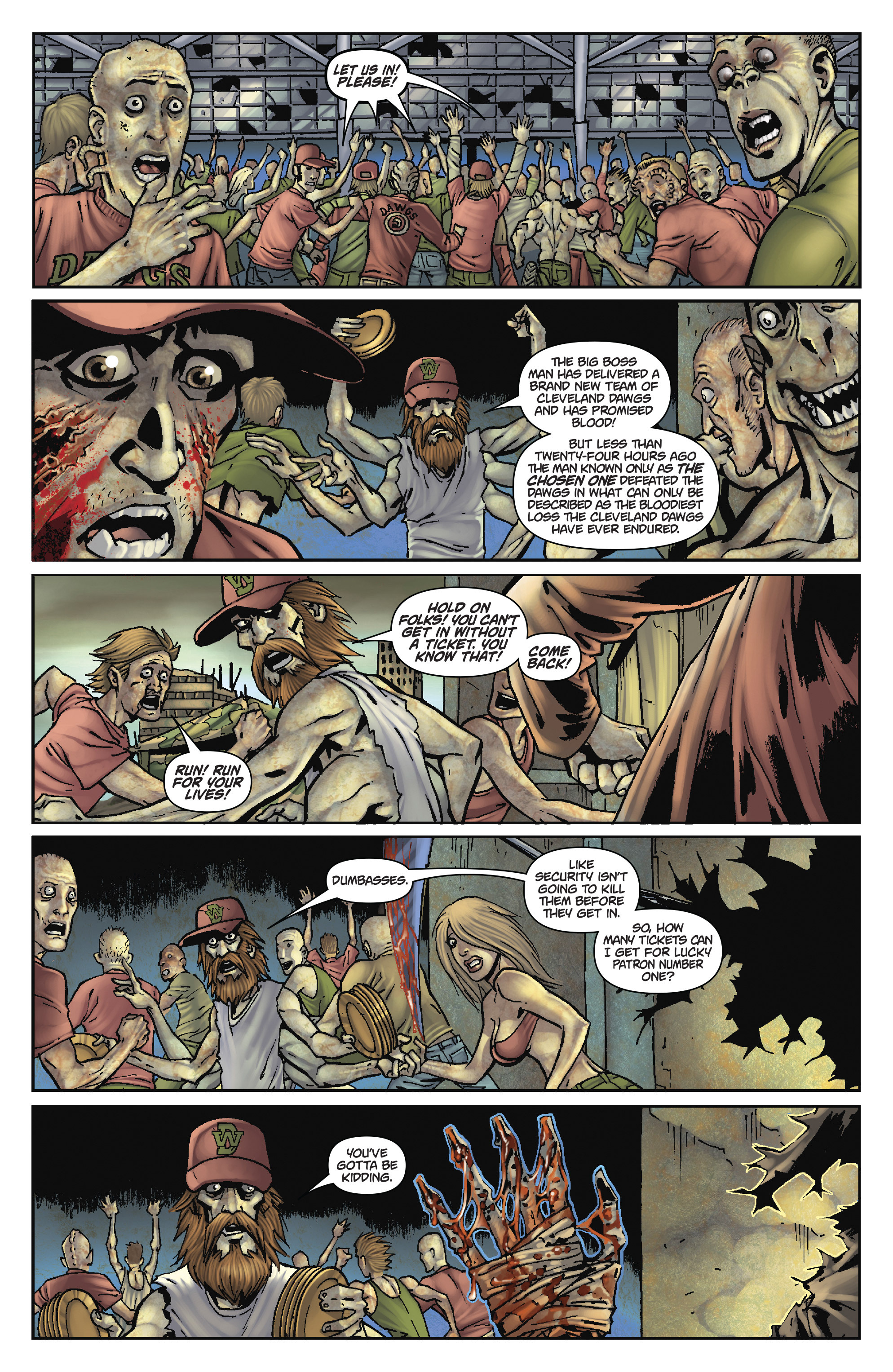 Army of Darkness: The Long Road Home TPB Page 84