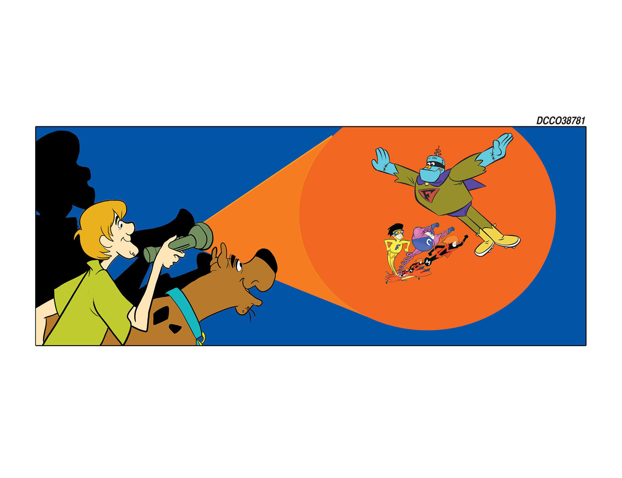 Read online Scooby-Doo! Team-Up comic -  Issue #43 - 4