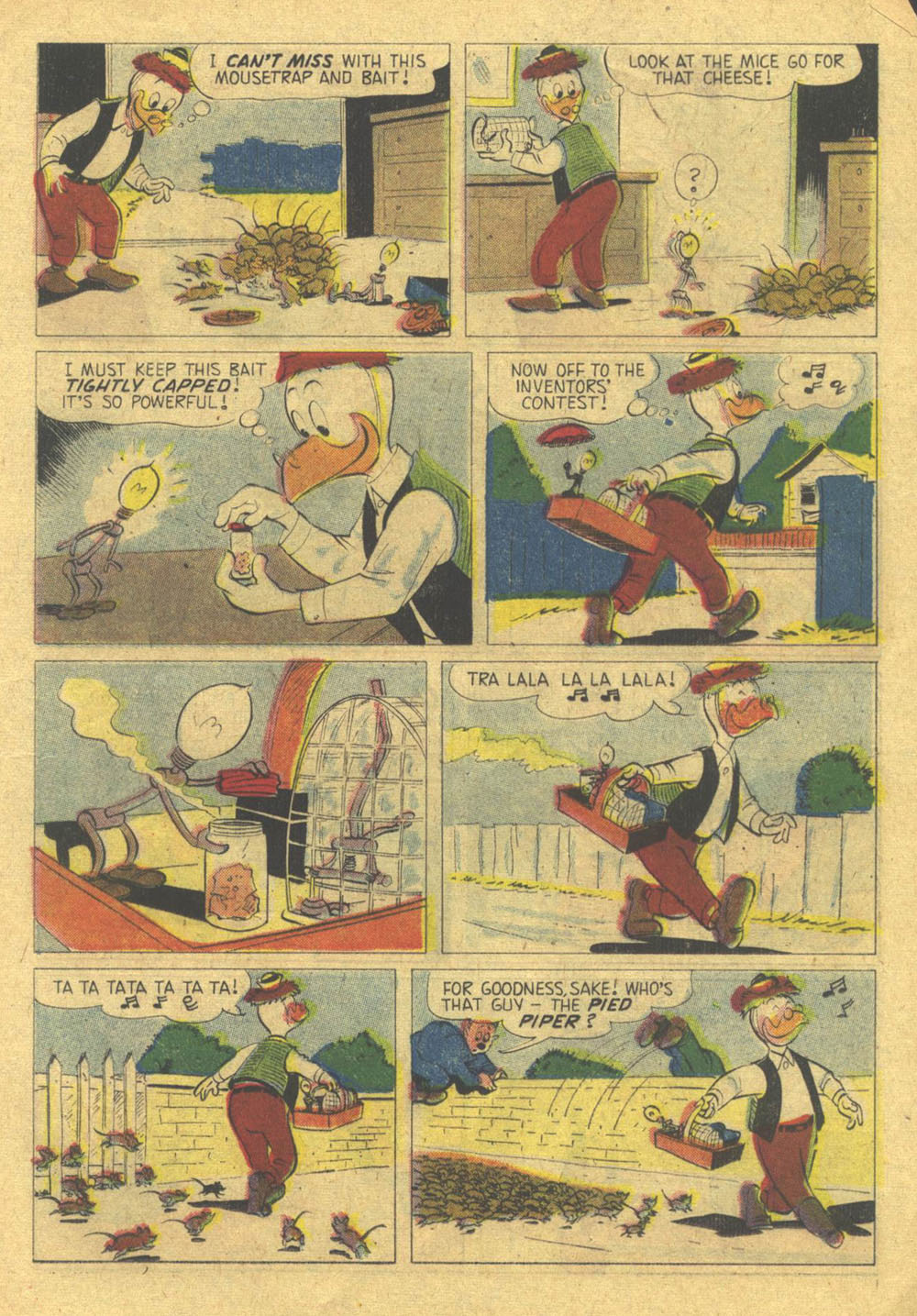 Uncle Scrooge (1953) Issue #28 #28 - English 25