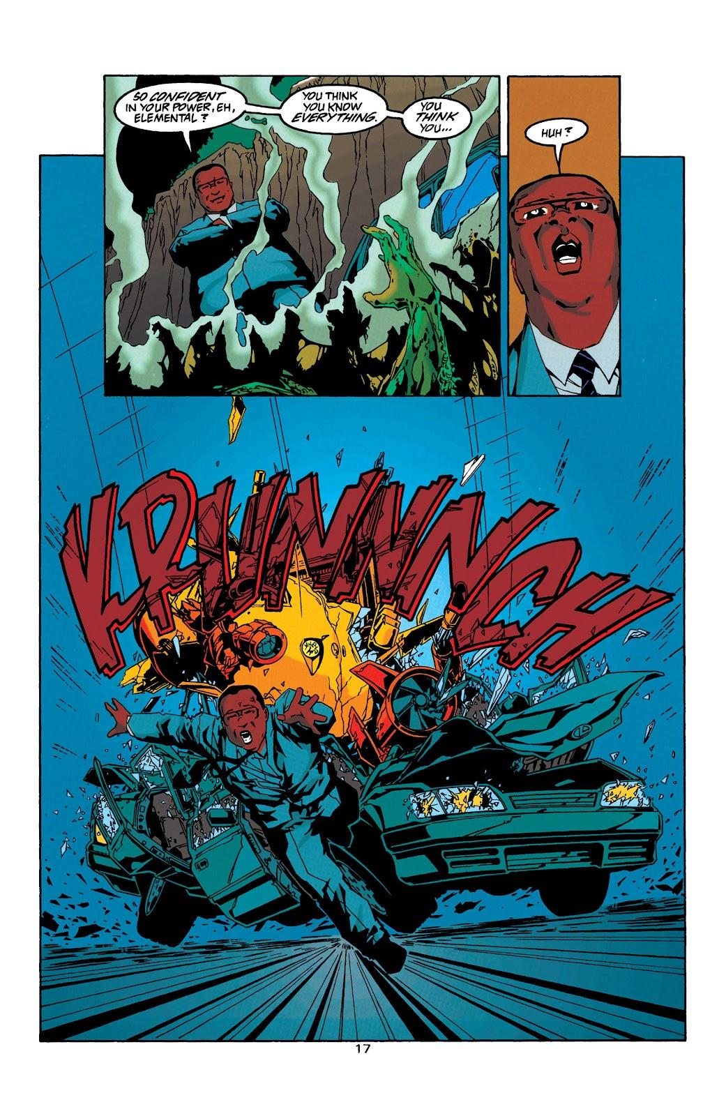 Aquaman (1994) Issue #32 #38 - English 17