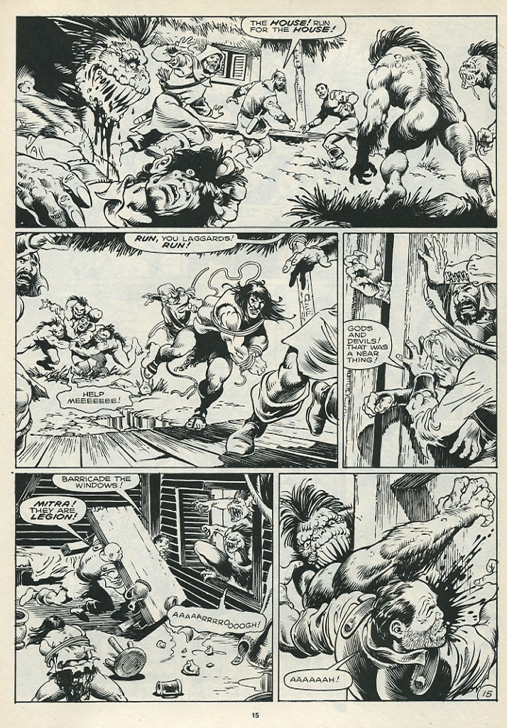 The Savage Sword Of Conan Issue #172 #173 - English 17