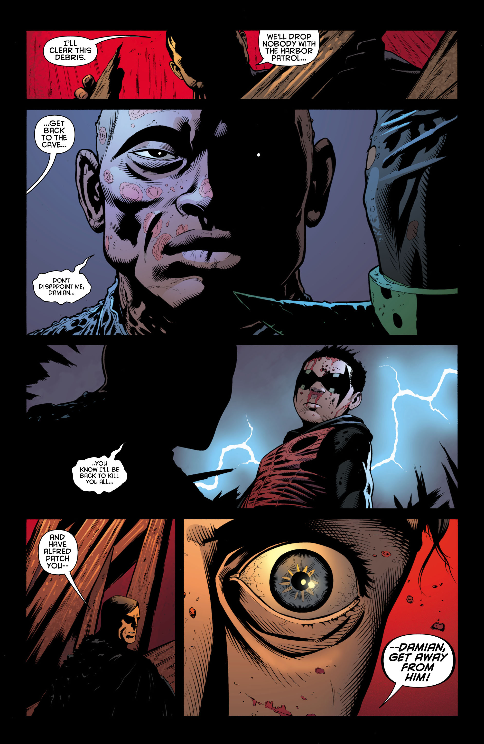 Batman and Robin (2011) chap 1 pic 149