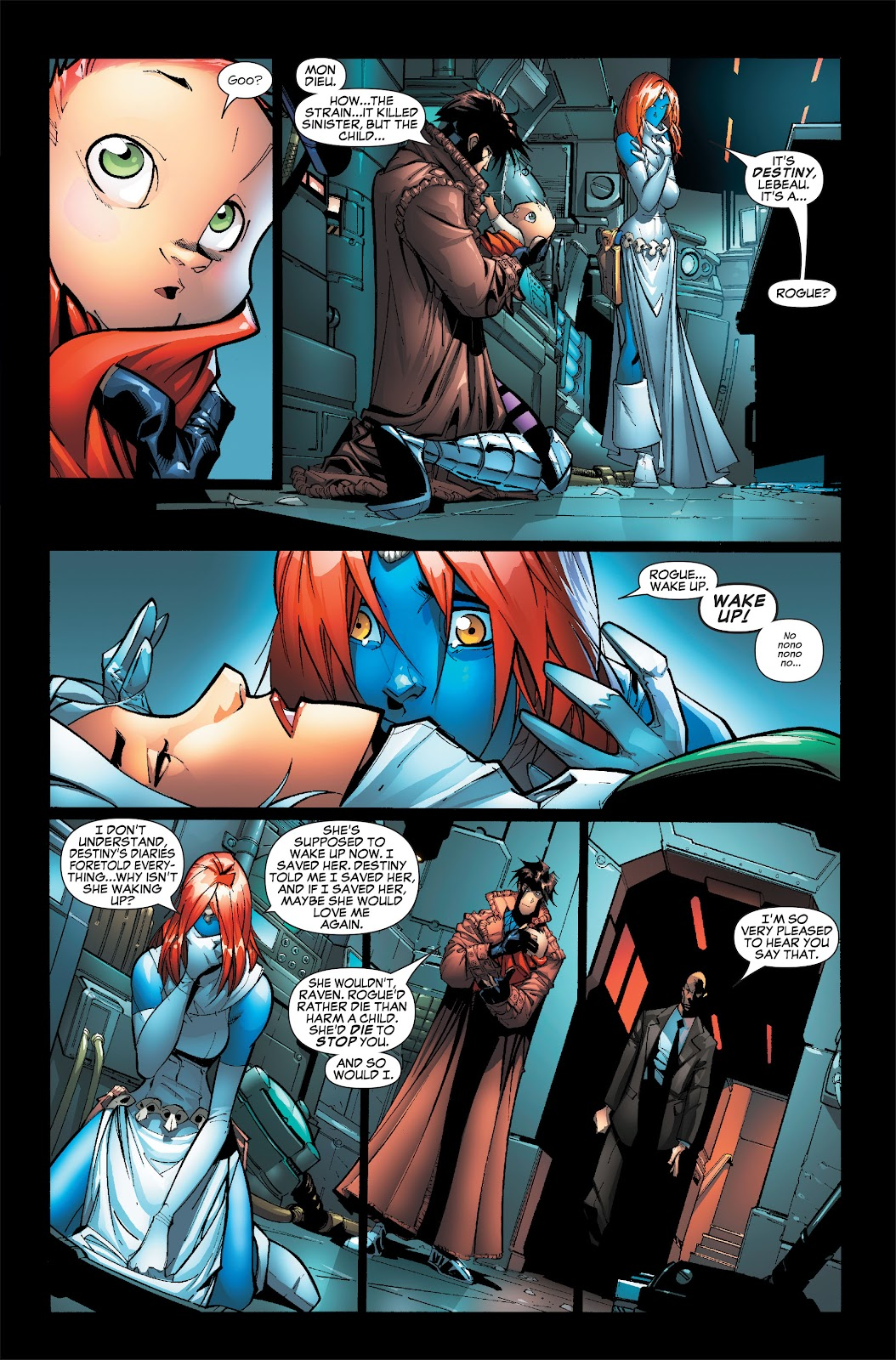 New X-Men (2004) Issue #46 #46 - English 19