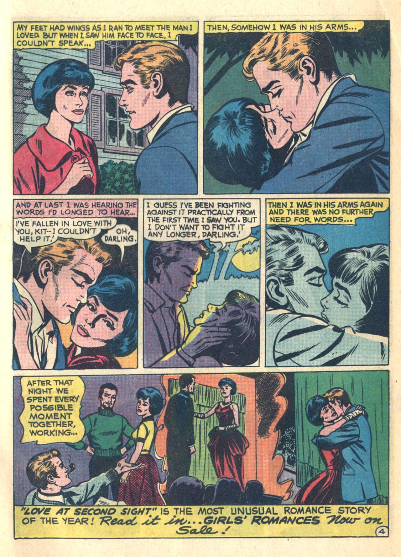 Read online Secret Hearts comic -  Issue #110 - 13