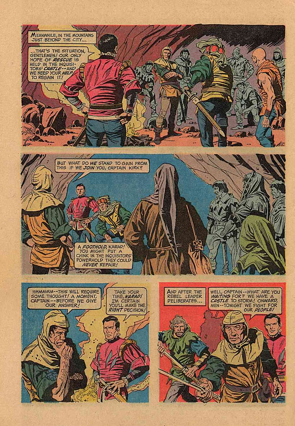 Star Trek (1967) Issue #16 #16 - English 20