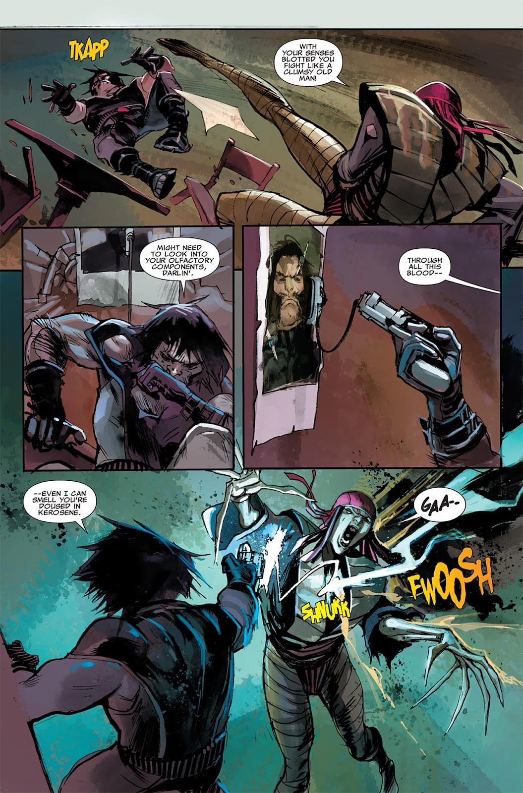 Uncanny X-Force (2010) Issue #5.1 #6 - English 17