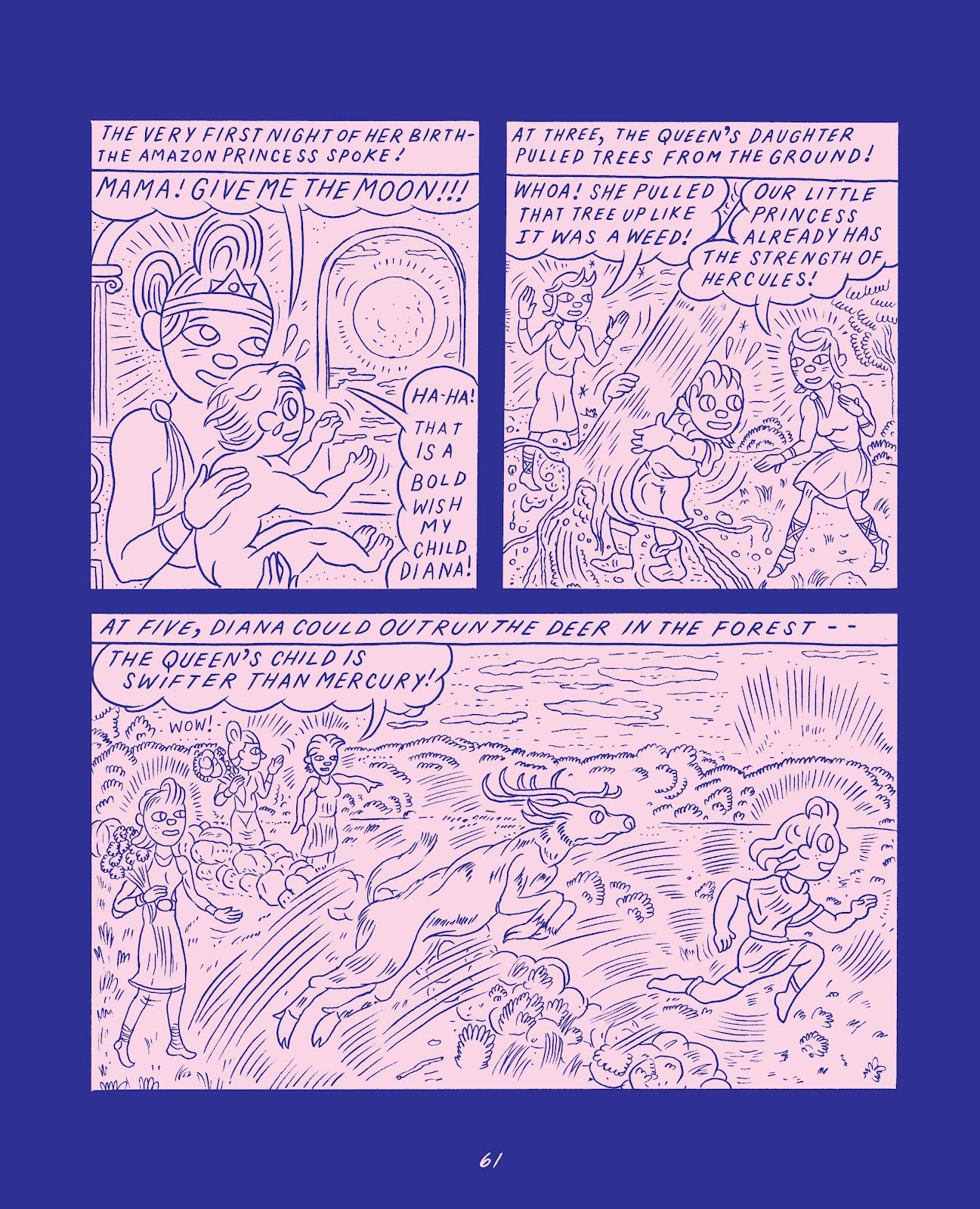What Parsifal Saw TPB #1 - English 65