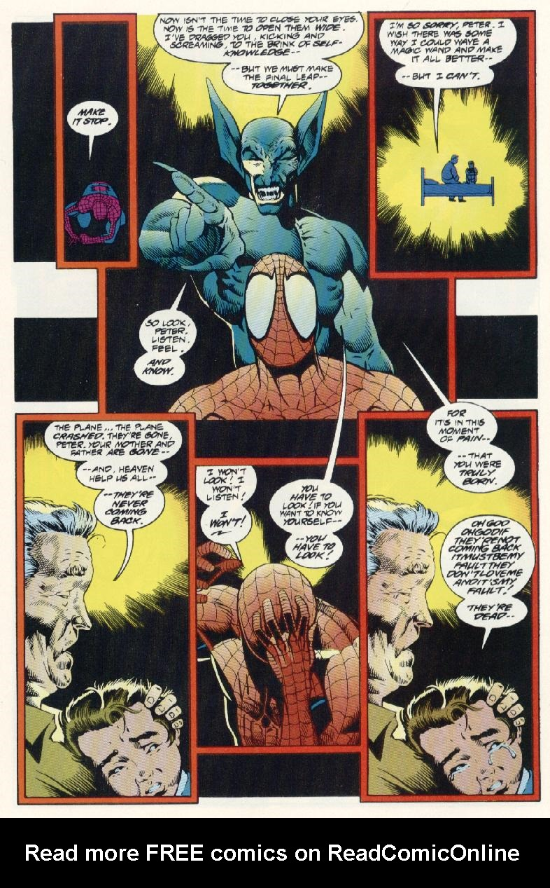 Read online Spider-Man: The Lost Years comic -  Issue #0 - 25