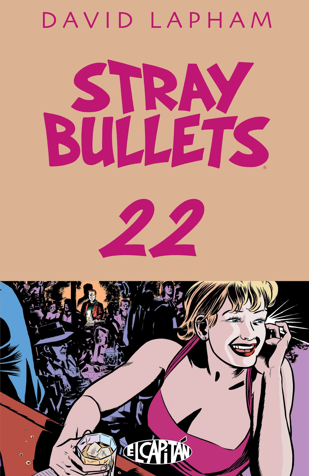 Stray Bullets Issue #22 #22 - English 1