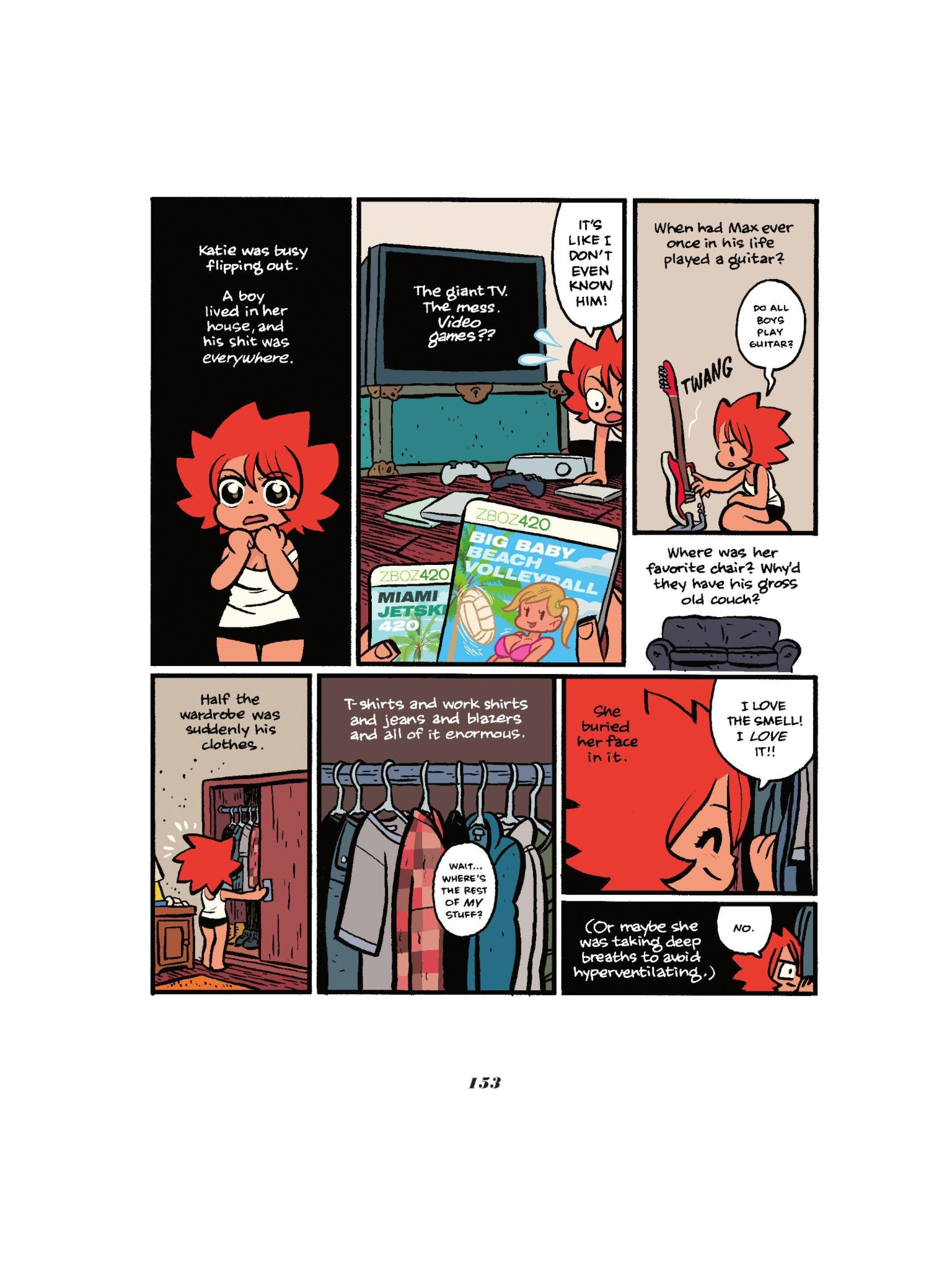 Read online Seconds comic -  Issue # Full - 154