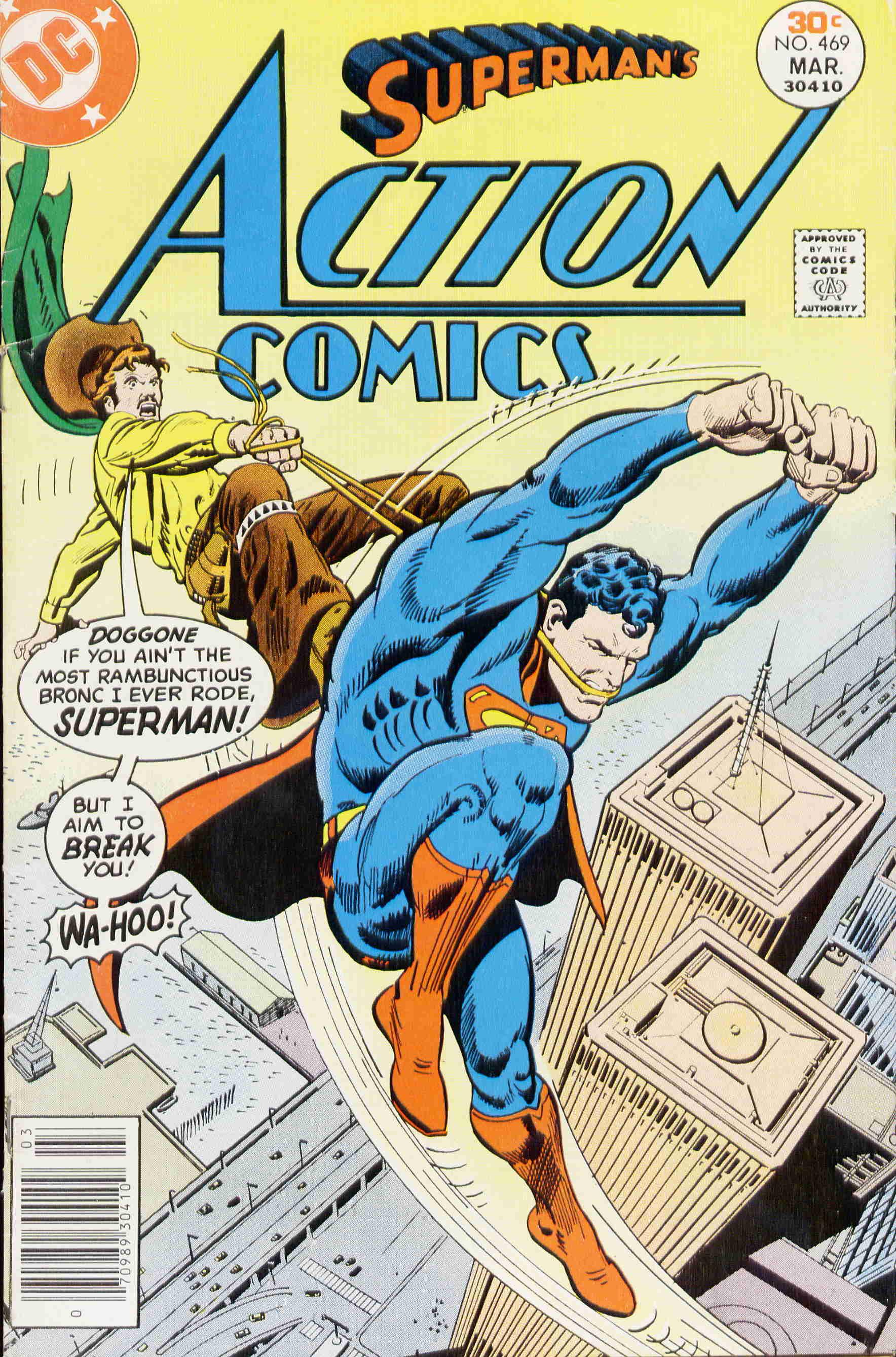 Action Comics (1938) 469 Page 1