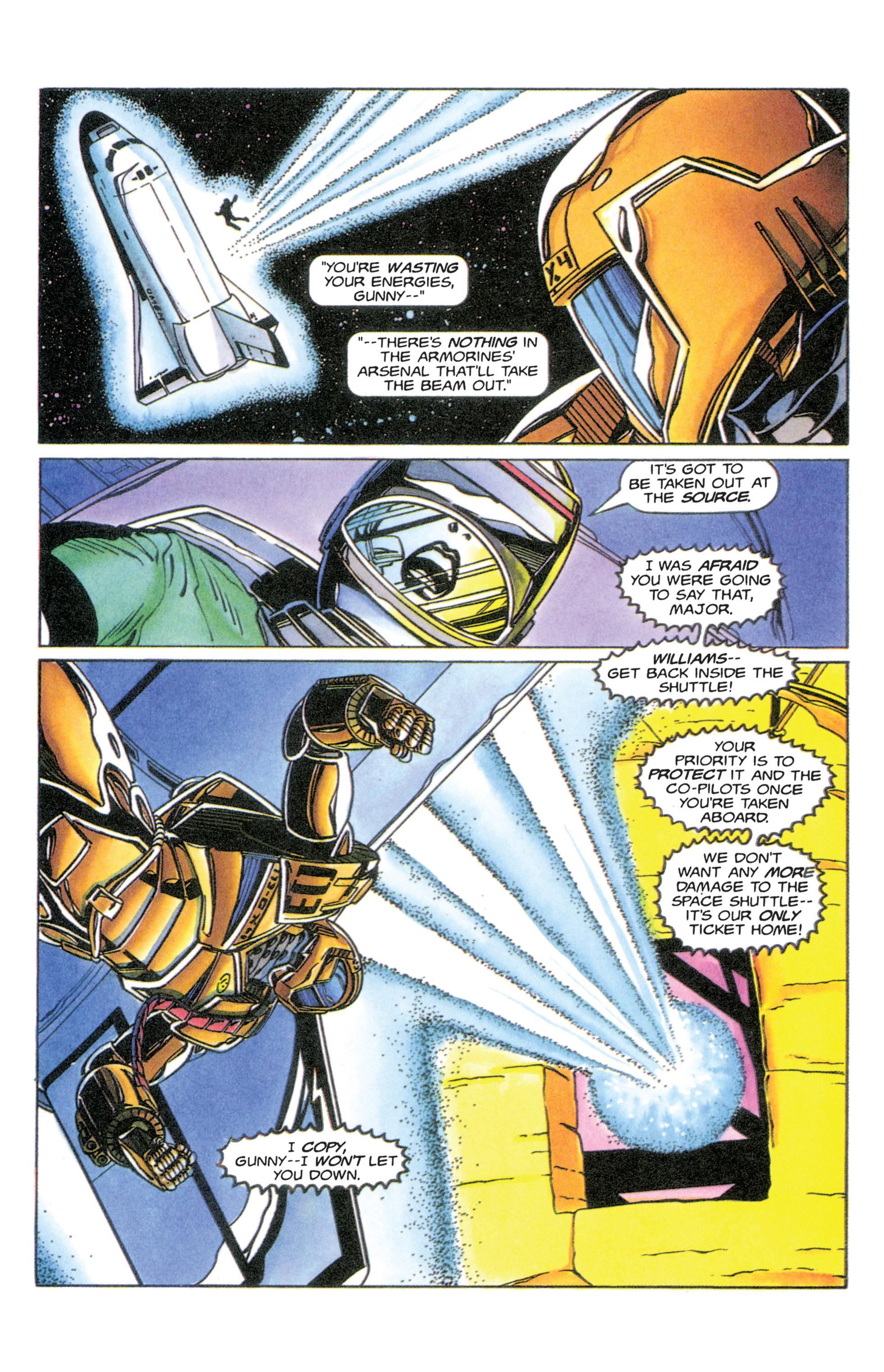 Armorines (1994) 6 Page 11
