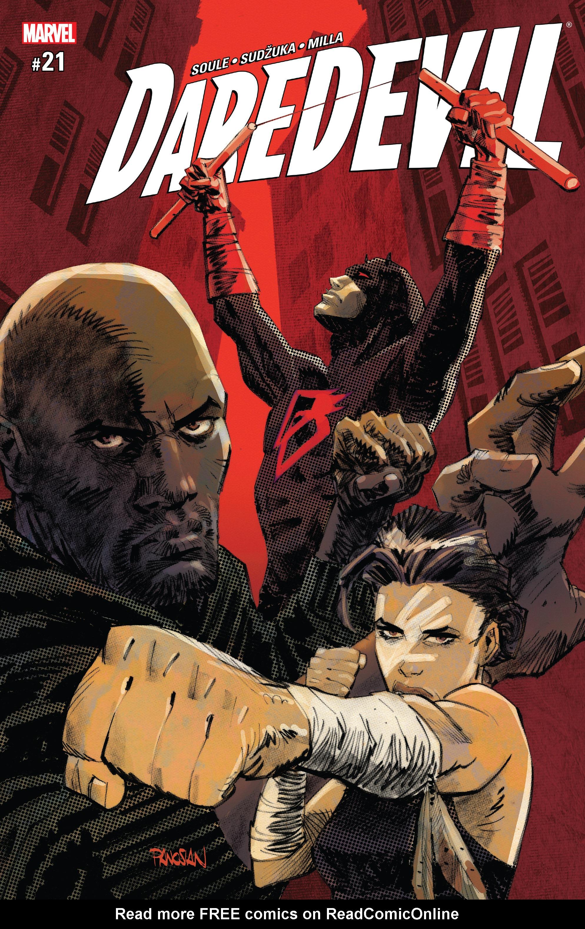Daredevil (2016) 21 Page 1