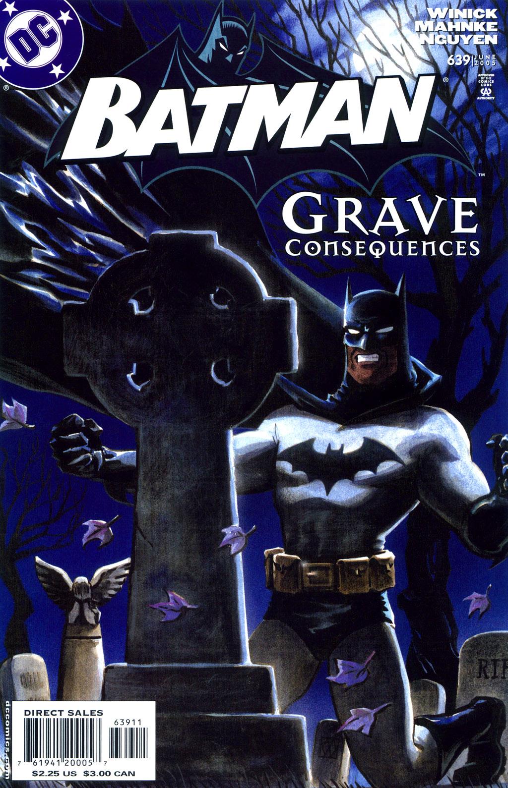 Batman: Under The Hood 5 Page 1