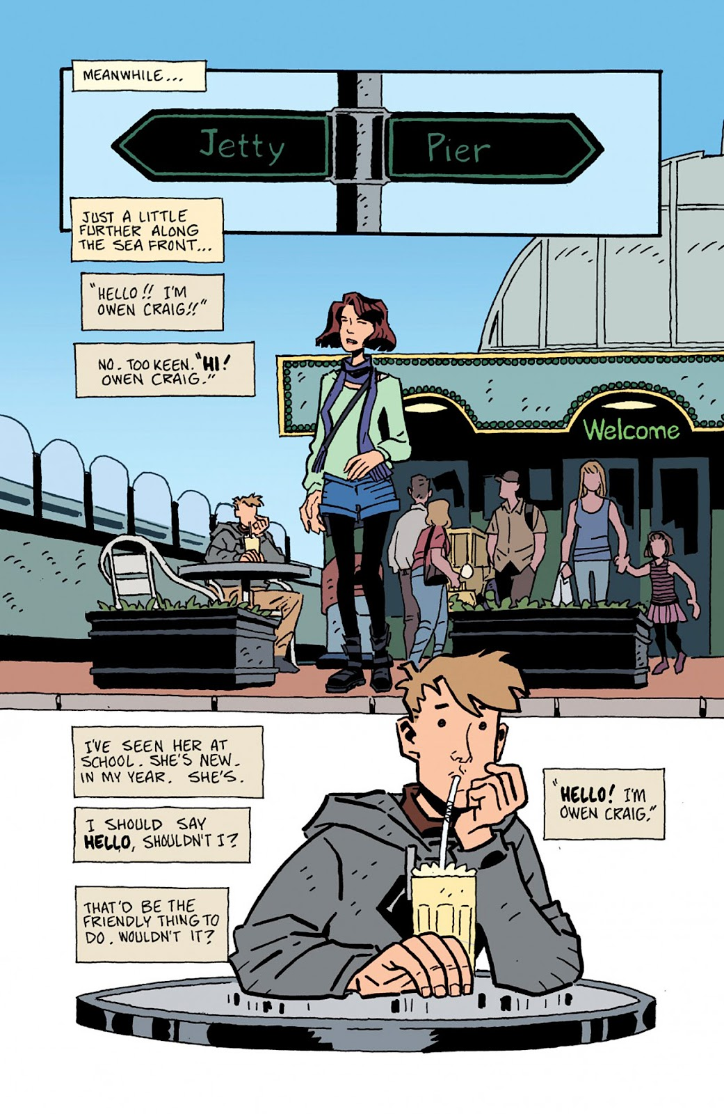 Mudman Issue #4 #4 - English 6