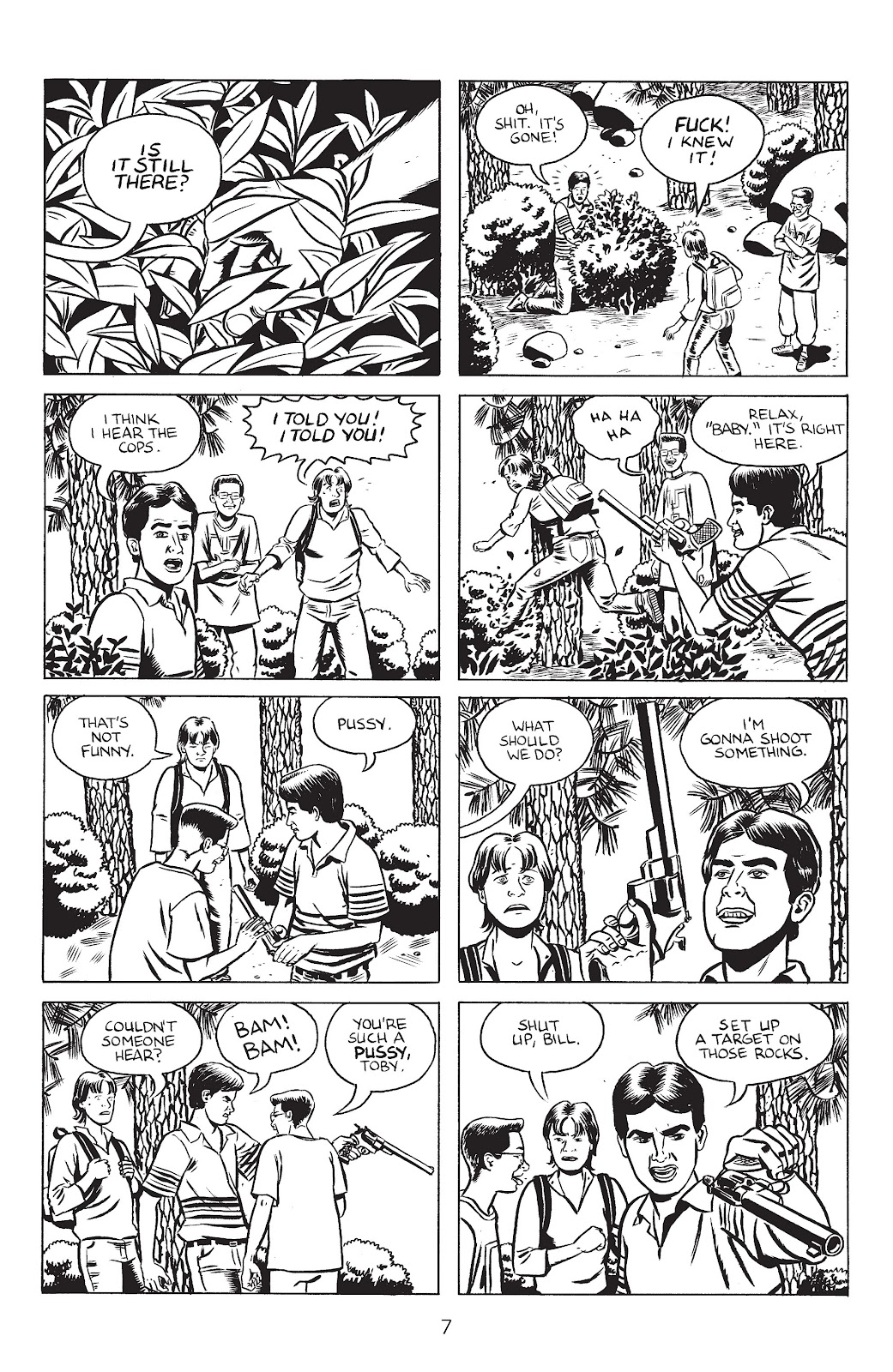 Stray Bullets Issue #30 #30 - English 9