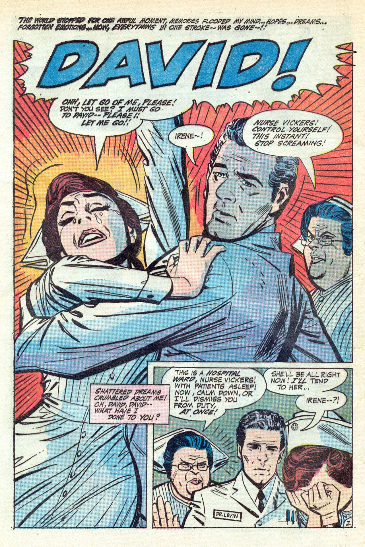 Read online Secret Hearts comic -  Issue #149 - 4