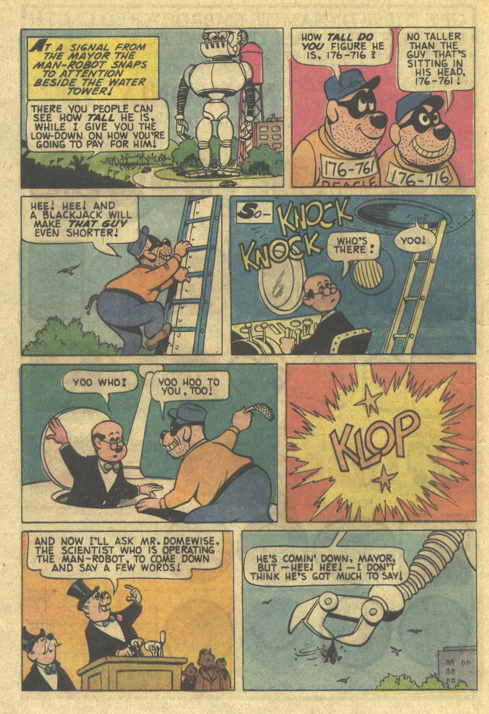 Uncle Scrooge (1953) Issue #115 #115 - English 8