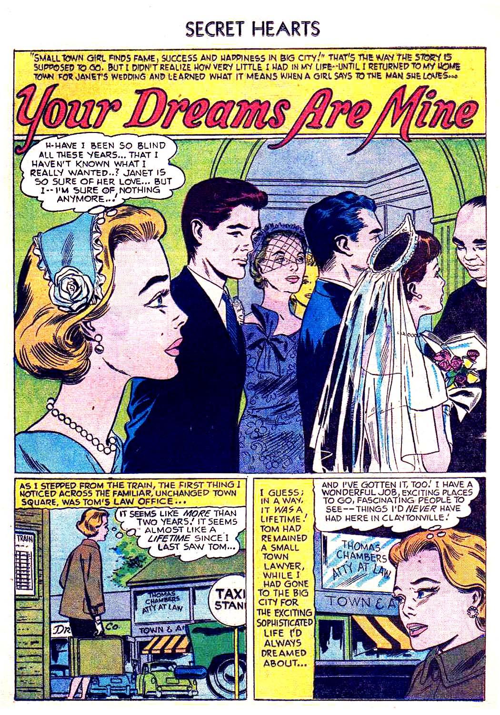 Read online Secret Hearts comic -  Issue #41 - 17