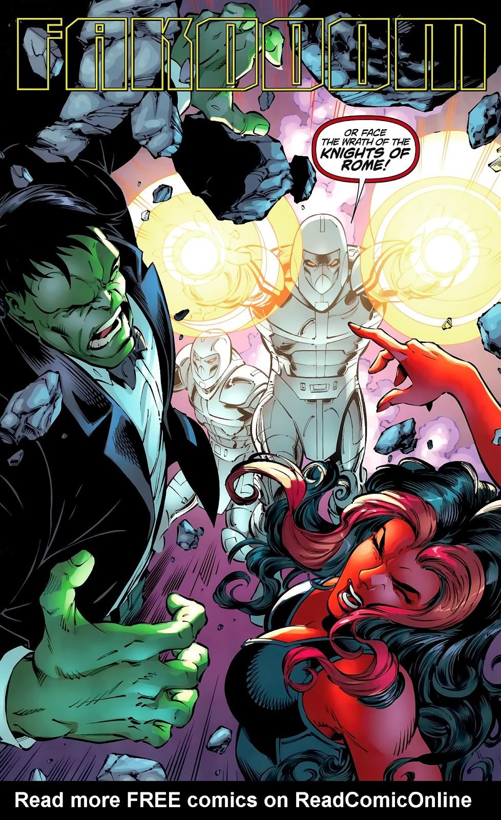 Incredible Hulks (2010) Issue #627 #17 - English 22