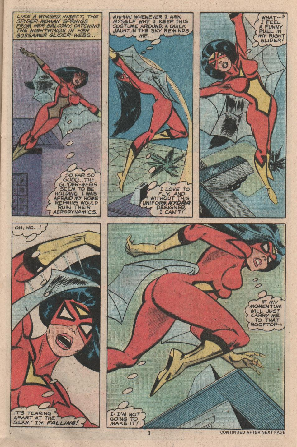 Spider-Woman (1978) Issue #17 #17 - English 4