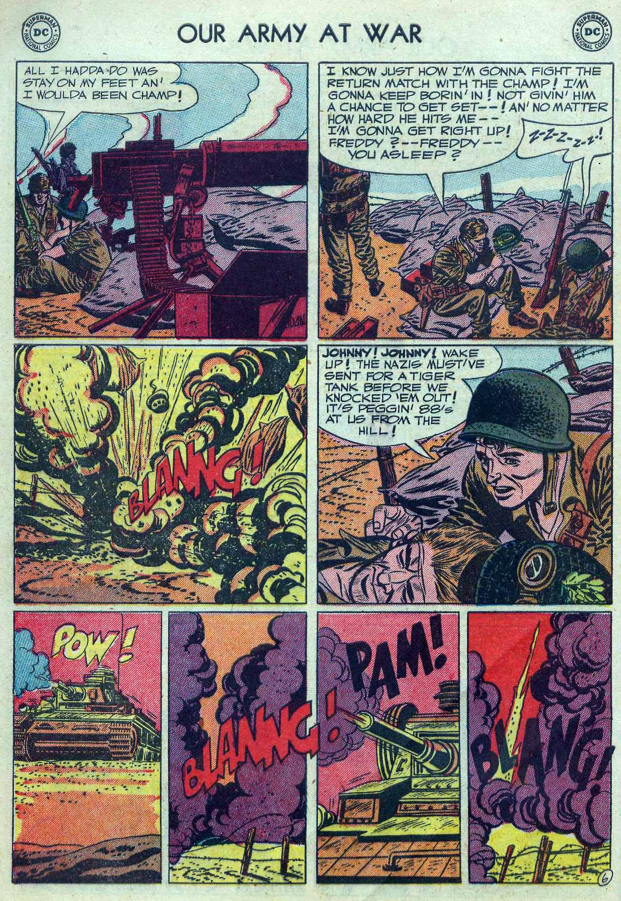 Our Army at War (1952) #2 #300 - English 8