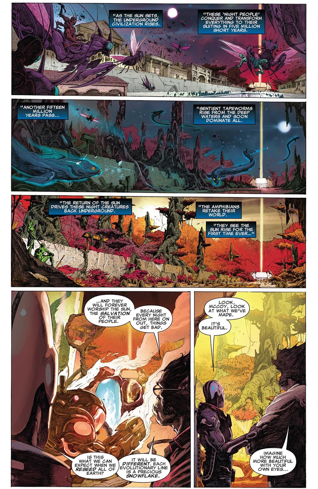 Uncanny X-Force (2010) Issue #15 #16 - English 10