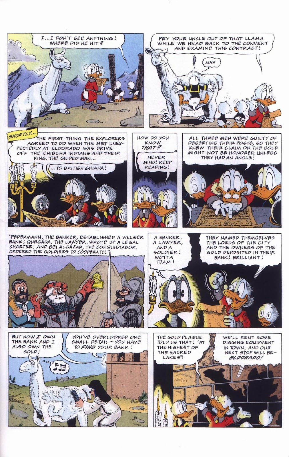 Uncle Scrooge (1953) Issue #311 #311 - English 17