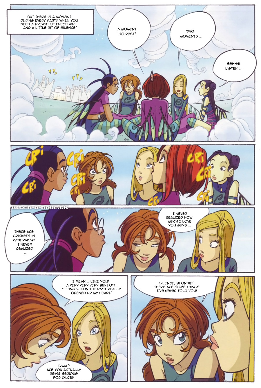 Read online W.i.t.c.h. comic -  Issue #139 - 30