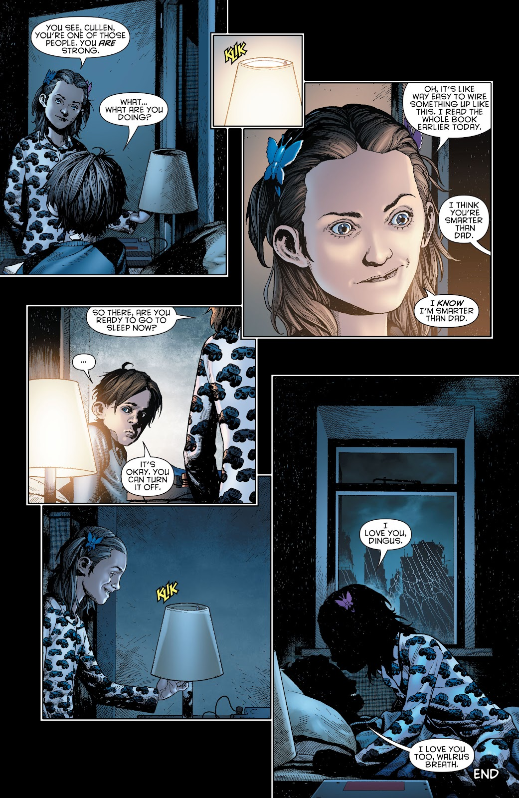Batman (2011) Issue #25 #44 - English 28