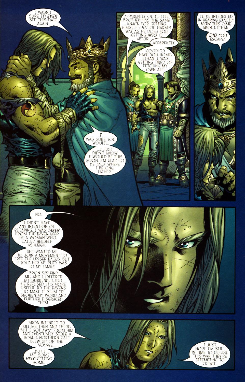 Read online Scion comic -  Issue #5 - 20