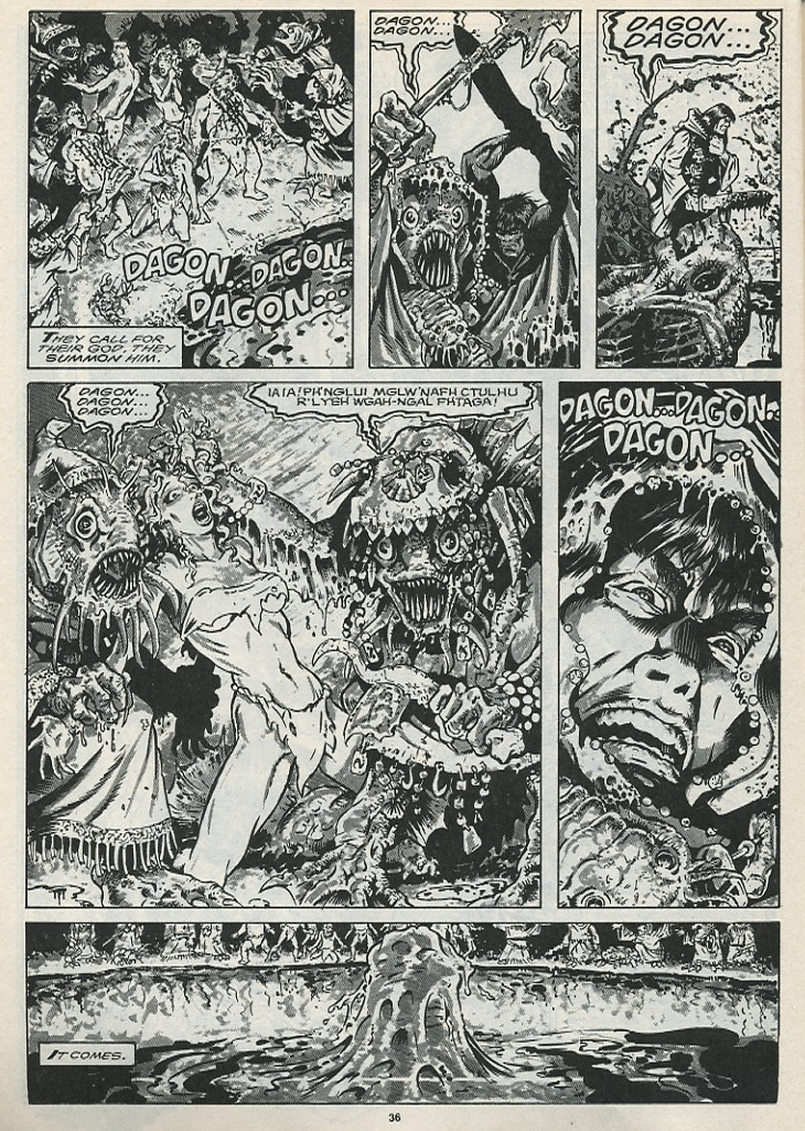 The Savage Sword Of Conan Issue #176 #177 - English 38